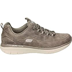 Skechers Chaussures Synergy 2.0-Comfy Up Brun Taille: 39