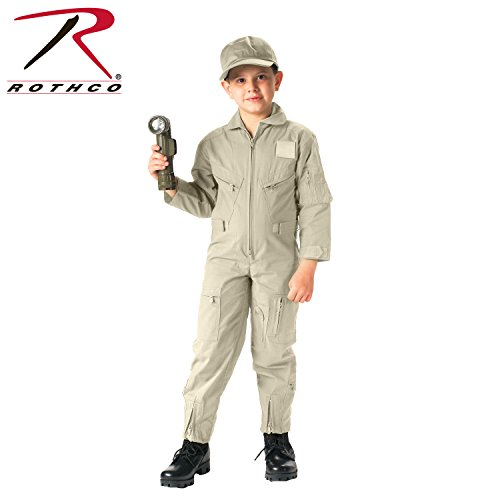 Rothco Kids Air Force Type Flightsuit (Rothco Force Air)