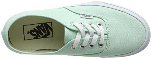 Vans Damen Ua Authentic Sneakers Grün (Bay/true White)