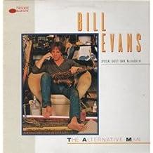 ALTERNATIVE MAN LP (VINYL ALBUM) US BLUE NOTE 1985