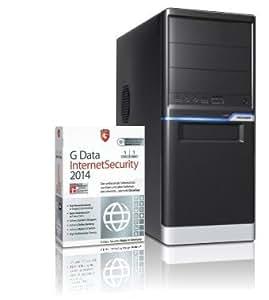 Aufrüst Computer mit 3 Jahren Garantie!   Quad-Core! AMD A8-6600K 4 x 4000 MHz   8192MB DDR3   AMD Radeon HD 8570 4096 MB DVI/VGA mit DirectX11 Technology   FM2+ Mainboard   6 USB-Anschlüsse   GDATA Internet Security 2014   #4627