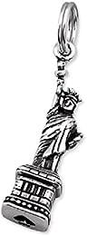 abalorio pandora estatua de la libertad