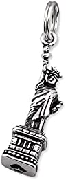 charm pandora estatua libertad