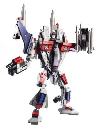 Imagen principal de Hasbro 30667148 KRE-O Transformers - Juego de construcción de Staerscream