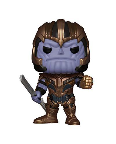 Horror-Shop Avengers Endgame - Figura De Thanos Funko Pop!
