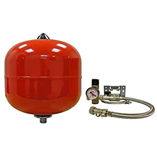 Altecnic (ERES) 12 Litre Heating Expansion Vessel & Sealed System Kit/Robokit