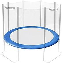 Ultrasport - Cubierta para borde de cama elástica, grosor 20 mm, 180 cm, azul