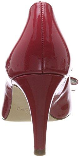 Peter Kaiser Damen Evora Pumps Rot (Baccara Lack)