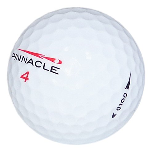Pinnacle Mint (Pinnacle Gold Mint Recycled Golf Balls (36 Pack))