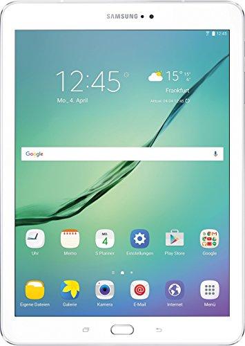 galaxy tab a display Samsung Galaxy Tab S2 T813 24,6 cm (9,7 Zoll) Wi-Fi Tablet-PC (2 Quad-Core Prozessoren, 1,8 GHz + 1,4GHz, 3GB RAM, 32GB eMMC, Android 6.0) weiß