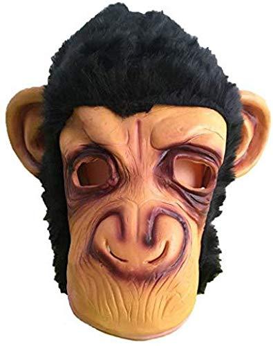 qingtianlove Máscara de Halloween Show Animal Máscara...