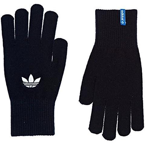 Adidas Trefoil Gloves Handschuhe collegiate navy-core white - S
