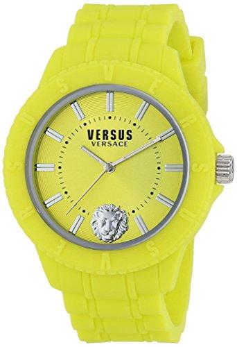 Reloj-cuarzo-Versus-Para-Unisex-Con-Amarillo-Analogico-Y-Amarillo-Silicona-SOY080016
