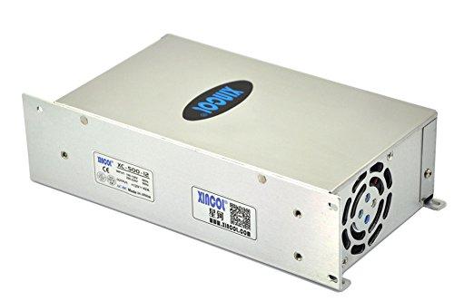 XINCOL 12V 42A 500W Transformador de Potencia, Transformador de Voltaje, Fuente...