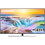 Samsung 138 cm (55 Inches) 4K Ultra HD Smart QLED TV QA55Q80RAKXXL (Black) (2019 Model)