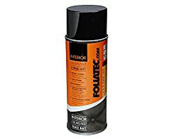 Foliatec 2002 Interior Color Spray schwarz matt, 400 ml