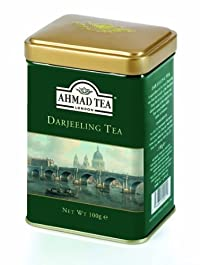Ahmad Tea Darjeeling Tea, 3.5 Ounce Tin