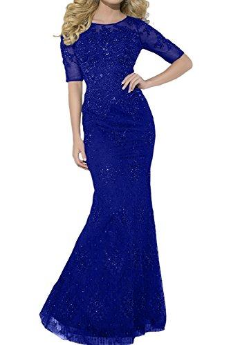 TOSKANA BRAUT -  Vestito  - Astuccio - Donna blu royal