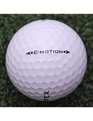 Innovex E-Motion de golf pelotas de golf 2ct muestra funda