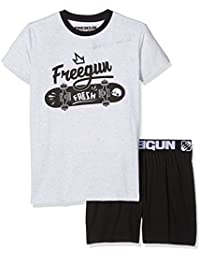 Freegun Eg.Freeticke.Pshg.Mz, Ensemble de Pyjama Garçon