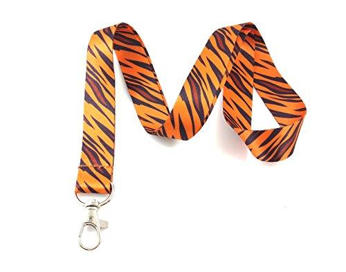 Lanyard Schlüsselanhänger ID Badge Holder tiger ()