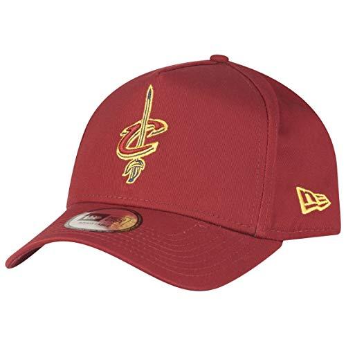 New Era A-Frame Trucker Cap - NBA Cleveland Cavaliers Rubis 32d8465af95a