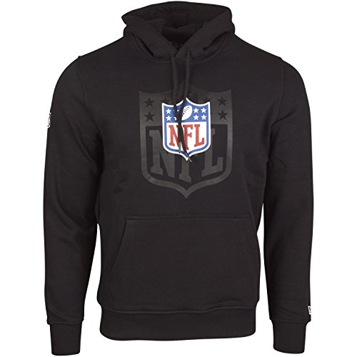 New Era Fleece Hoody - NFL Shield League Logo 2.0 - L