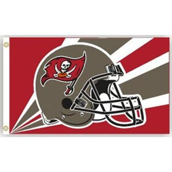 Fremont Die NFL Traditionelle Flagge NFL Team: Tampa Bay Buccaneers -