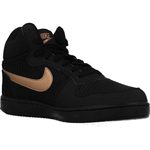 Nike Damen 844907-002 Turnschuhe Schwarz