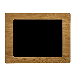 NobleFrames Tablet Wall Mount fürs Smart Home, kompatibel mit Apple iPad 2, 3 und 4 aus Eiche