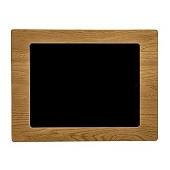 NobleFrames Tablet Wall Mount fürs Smart Home, kompatibel mit Apple iPad 2, 3 und 4 aus Eiche