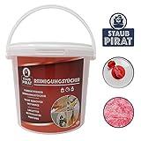 Staub Pirat Feuchte Farbentferner Reinigungstücher - für Farbrestentfernung, Malerbetriebe und Haushalt - 70 Stück á 310mm x 270mm