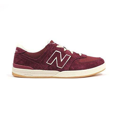 New Balance Numeric, Scarpe da Skateboard uomo Rosso rosso Rosso (rosso)
