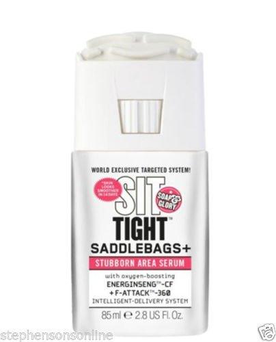 Soap And Glory Sit Tight Saddlebags+ Stubborn Area Serum 85ml