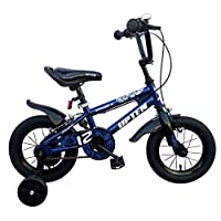 Upten Intruder 12 inch kids bike children bicycle cycle (Blue)