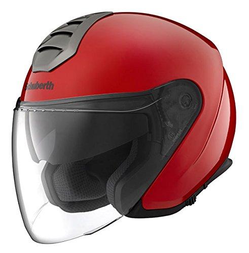 SCHUBERTH M1 casco rosso Rom