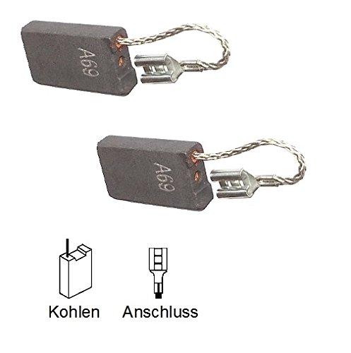 Kohlebürsten Motorkohlen für Bosch GBH100 , 11223EVS - GÜNSTIG Ersatz -