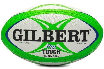 Match Pro-Rugby Ball Touch weiß/grün