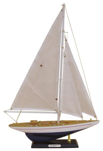 Segel-Yacht, Enterprise
