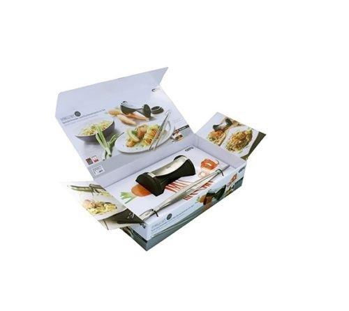 """Set Spiralschneider Spirelle (13460) und Küchenpinzette (11900) [SP]""""UVP: 29,90 €"""" - 2"""