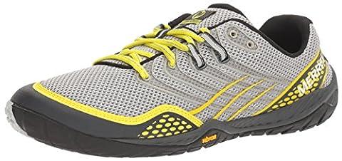 Merrell Glove 3, Chaussures de Trail Homme, Gris (Sleet), 48
