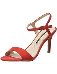 Maria Mare MARIAMARE 67170 Sandali Donna Tacco Medio Rosso Rosso 41