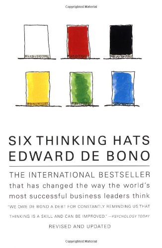 Six Thinking Hats: An Essential Approach to Business Management por Edward de Bono