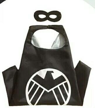 Kostüme, Masken, Capes, Satin (Jungen) (Schild) (Machen Sie Eine Superhelden Kostüm Spielen)
