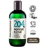 Naissance Huile de Noyau d'Abricot Certifiée BIO (n° 204) - 250ml - 100% pure et...