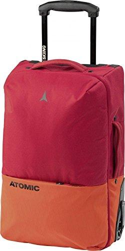 Atomic AL5037710 Bolsa de Viaje con Ruedas, Unisex Adulto, Rojo Brillante, One Size