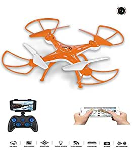 SUPER TOY Latest Drone Wi-Fi Camera Professional Quadcopter with 2.4G Rc Helicopter Toy