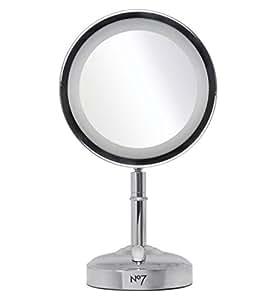 No7 2014 Illuminated Make-up Mirror by No7