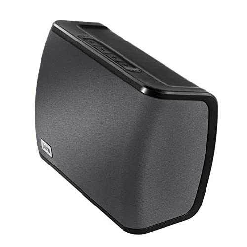 41aR%2Bryz7OL. SS500  - Jam Audio Rhythm Wireless Wi-Fi Speaker w/ Amazon Alexa Voice, Play 1 / Multi-Room, 2.1 Stereo Sound, Treble + Bass Adjustment, Stream Your Personal Music Library, Spotify etc. with Free JAM App