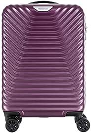 American Tourister SkyCove Hardside Spinner Luggage 55cm with tsa lock - Purple